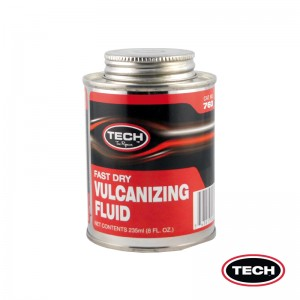 TECH Fast Dry Vulcanizing Fluid Cement Dose - 235 ml